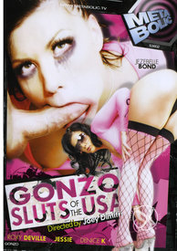 Gonzo Sluts Of The Usa (disc)